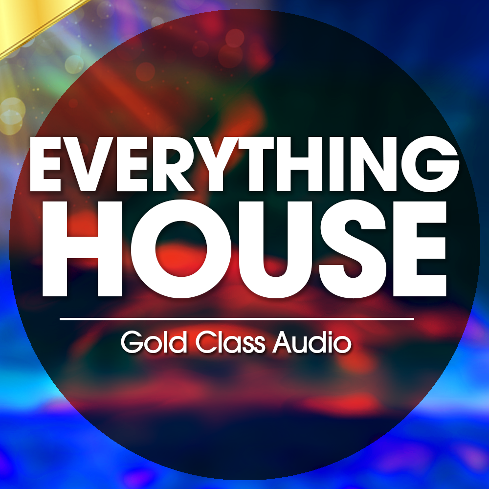 Sample packs gold class audio for Classic house sample pack